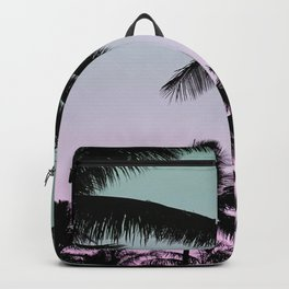 Silhouette Palms Backpack