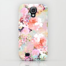 Love of a Flower Slim Case Galaxy S4