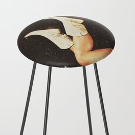 These Boots - Space Counter Stool