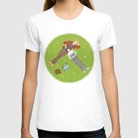 iwatobi T-shirts featuring Sunbathing by Le Piaf Bleu