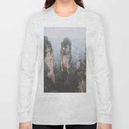 Zhangjiejia National Forest Park Long Sleeve T-shirt