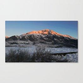 Winter Kanas Canvas Print