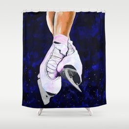 Light As Air Shower Curtain