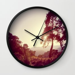THERE'S ALWAYS A WAY OUT Wall Clock