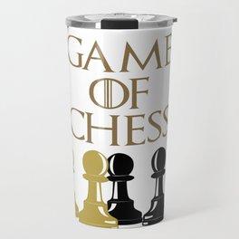 Juguemos ajedrez Travel Mug