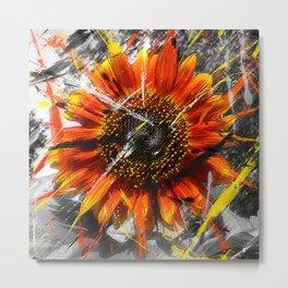 Sunstroke Metal Print