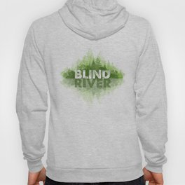 Blind River Trees (green) Hoody