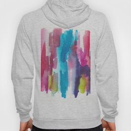 180812 Abstract Watercolour Expressionism 12 Hoody