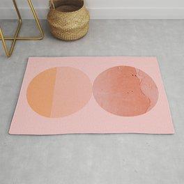 Abstraction_Circles_ART_Minimalism_001 Rug