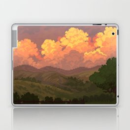 Peachy Laptop & iPad Skin