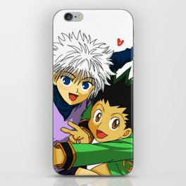 KilluGon iPhone Skin