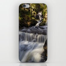 Cascades at Lumsdale Falls iPhone & iPod Skin