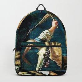 The horror! Backpack