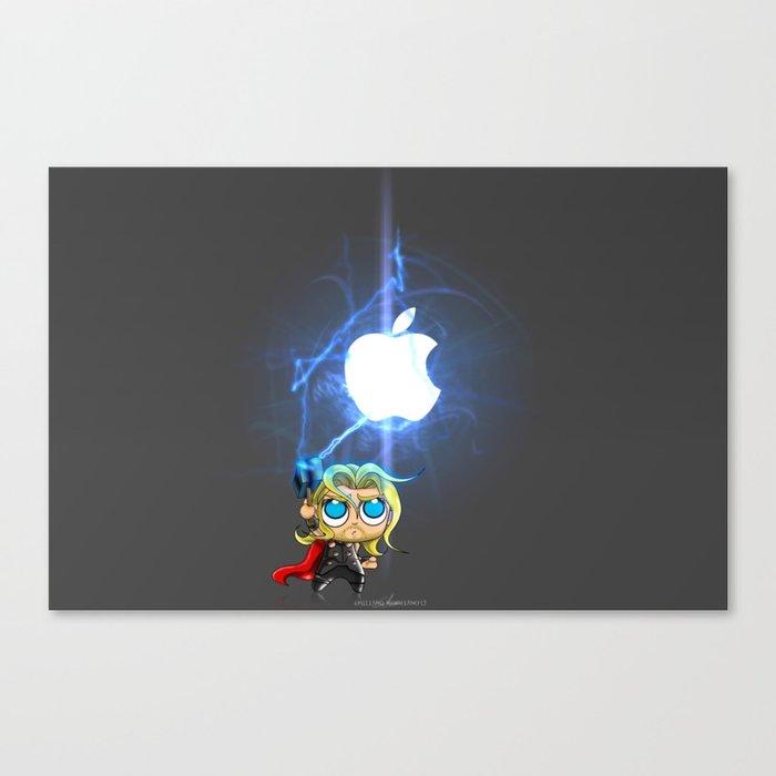Thor....Nano Canvas Print