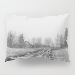 Winter's Past Pillow Sham
