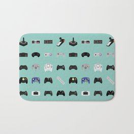 Console Evolution Bath Mat