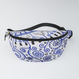 An Answer to the BLues Fanny Pack