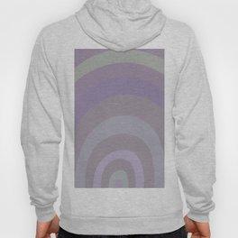 Rainbow All Around - Purple Hoody