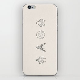 Animals of the Realm iPhone Skin