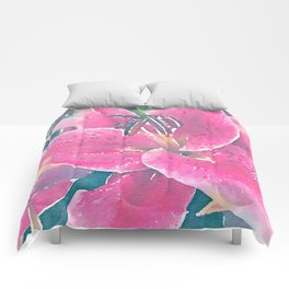 Lilly Comforters