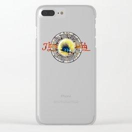 Bosch Bubble Porcupine Clear iPhone Case