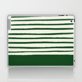 Holiday x Green Stripes Laptop & iPad Skin