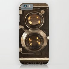 Twin Lens Reflex iPhone 6 Slim Case