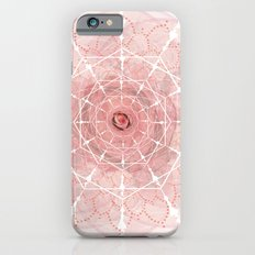 Mandala Rose  Slim Case iPhone 6s