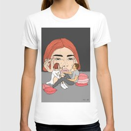 You're a bad idea. I like bad ideas. T-shirt