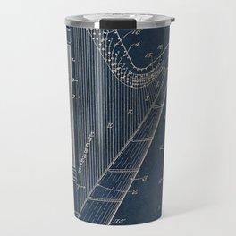 Ekman  Harp  patent art Travel Mug
