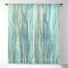 I Wonder Why Sheer Curtain