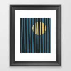 Breaking Through 2 Framed Art Print
