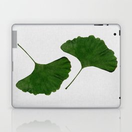 Ginkgo Leaf II Laptop & iPad Skin