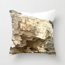 Seascape#3 Throw Pillow