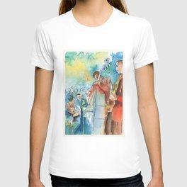 Night and Jazz T-shirt
