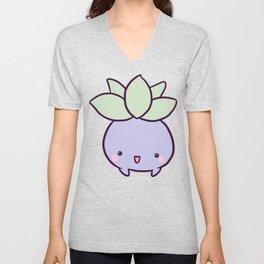 Happy Turnip Unisex V-Neck