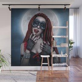 Moon Lust Wall Mural