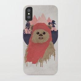 Ewok iPhone Case