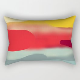 Far Rectangular Pillow