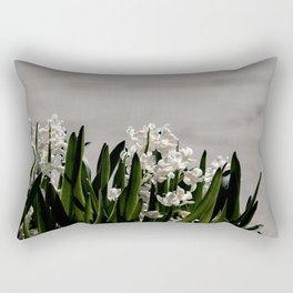Hyacinth background Rectangular Pillow