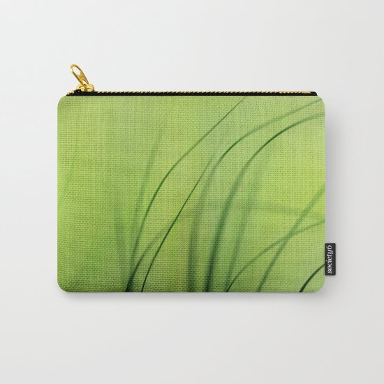 Sway  (Grass) Carry-All Pouch