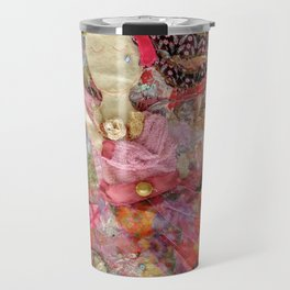 Dancing Girl Travel Mug