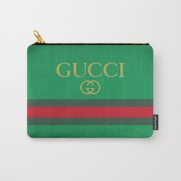 Guci green Carry-All Pouch