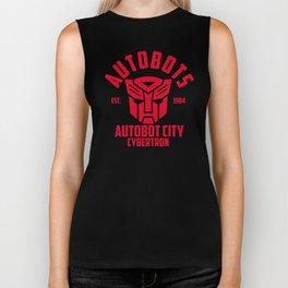 Autobots Biker Tank