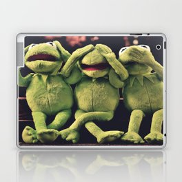 Kermit - Green Frog Laptop & iPad Skin