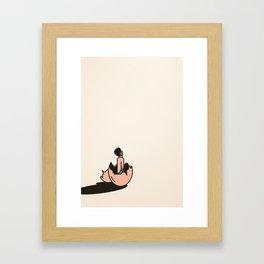 Adult Framed Art Print