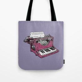 The Composition - P. Tote Bag