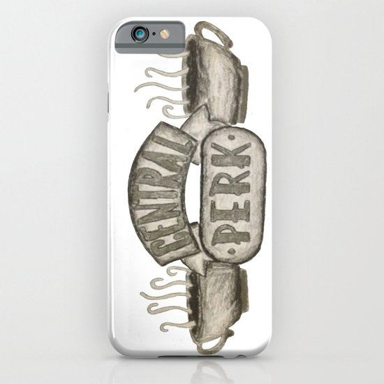 Friends- Central Perk iPhone & iPod Case