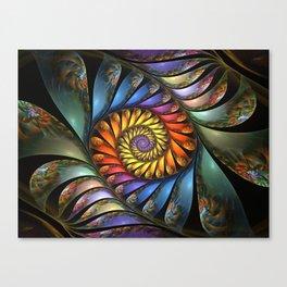 Harmonium Canvas Print