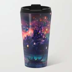 The Lights Metal Travel Mug